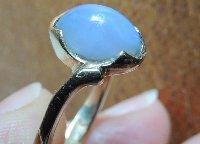 Ellensburg Blue Stone Ring - image